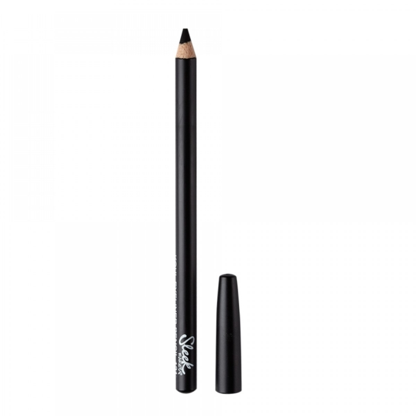 Creion De Ochi Sleek MakeUp Kohl Pencil - Black , 1.66 gr-big