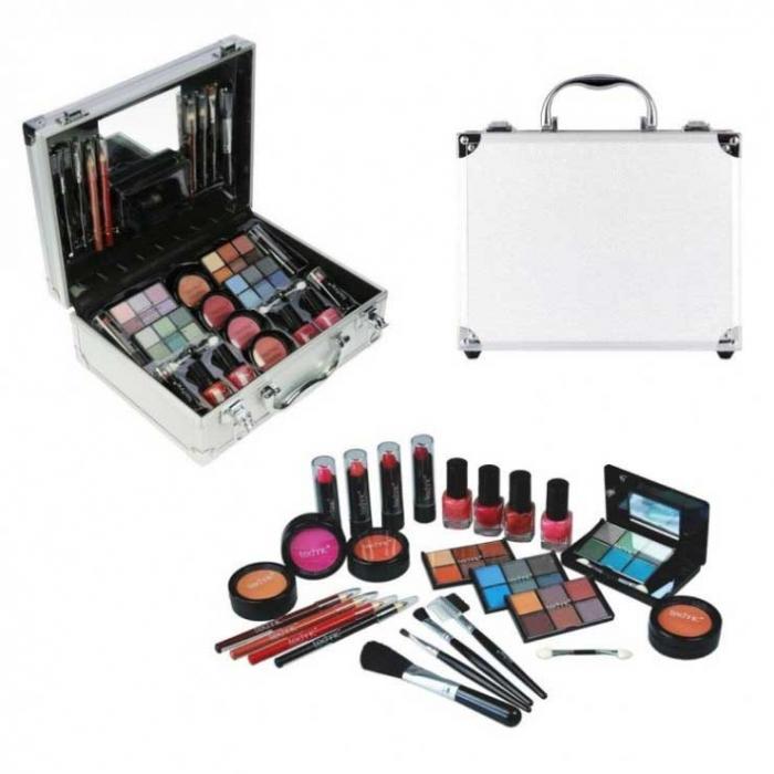Valiza completa pentru Machiaj TECHNIC Large Beauty Case 93247-big