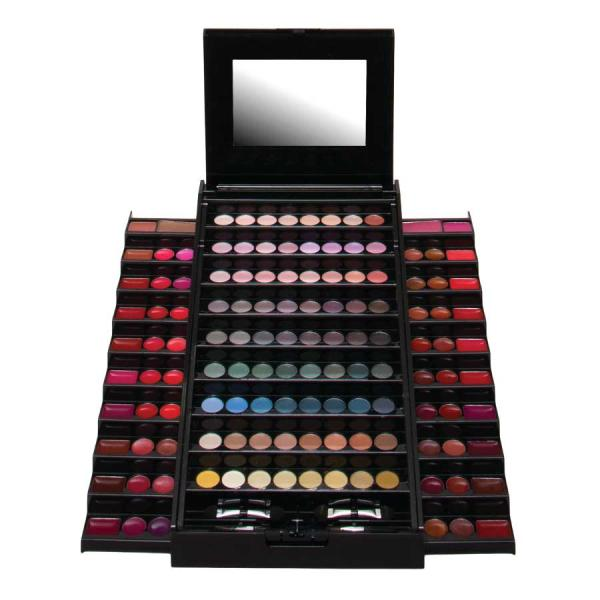 Trusa Profesionala de Machiaj Cadou TECHNIC Colour Pyramid Make-Up Palette Gift Set-big