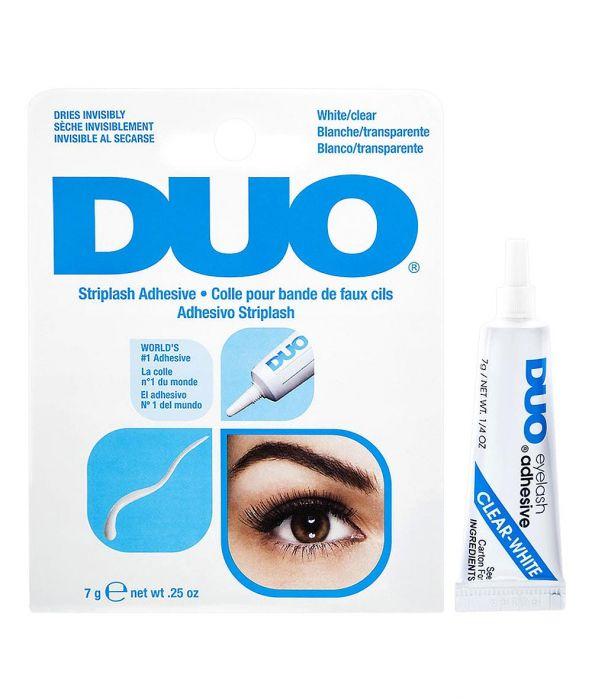 Adeziv Profesional DUO pentru Gene False de Tip Banda, White, 9 g-big