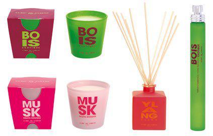 Set cu 20 Betisoare Parfumate pentru camera ULRIC DE VARENS - Canelle Orange-big