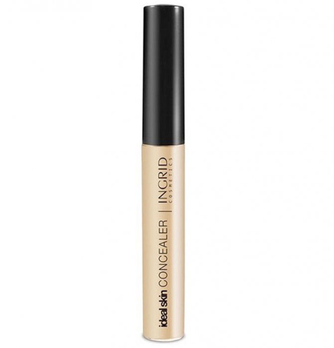 Anticearcan Corector Profesional INGRID Cosmetics Ideal Skin Concealer, Nuanta 10, 7 ml-big