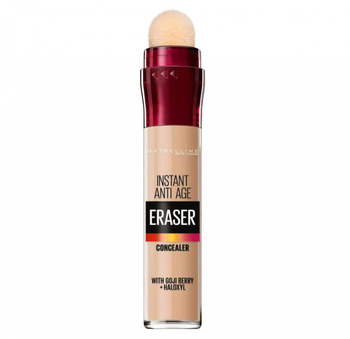 Anticearcan Maybelline New York Instant Anti-Age Eraser Concealer 02 Nude, 6.8 ml-big