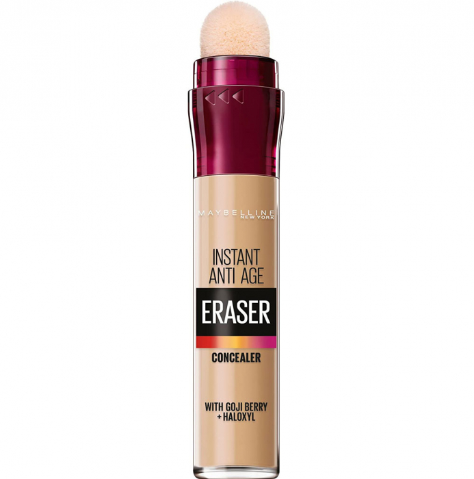 Anticearcan Maybelline New York Instant Anti-age Eraser Concealer 04 Honey, 6.8 Ml
