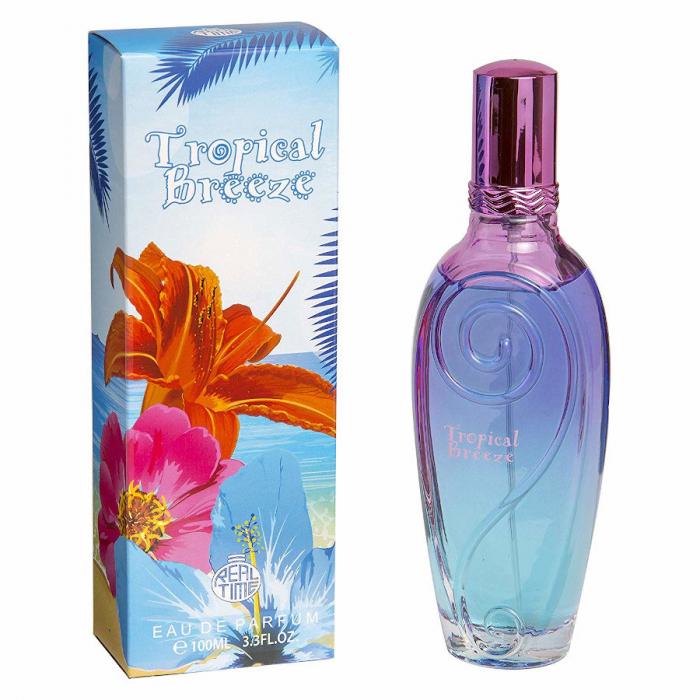 Apa de Parfum Real Time TROPICAL BREEZE Ladies EDP, 100 ml-big
