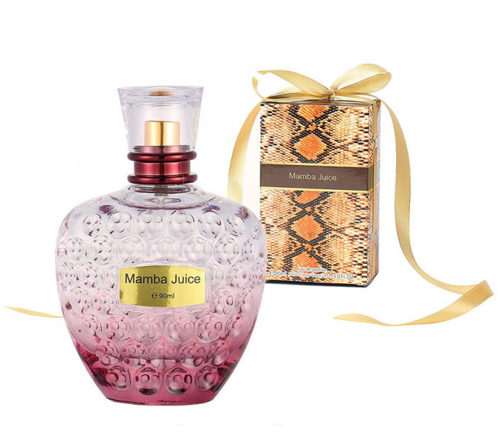 Apa de Parfum Saffron London MAMBA JUICE, dama, EDP, 90 ml-big