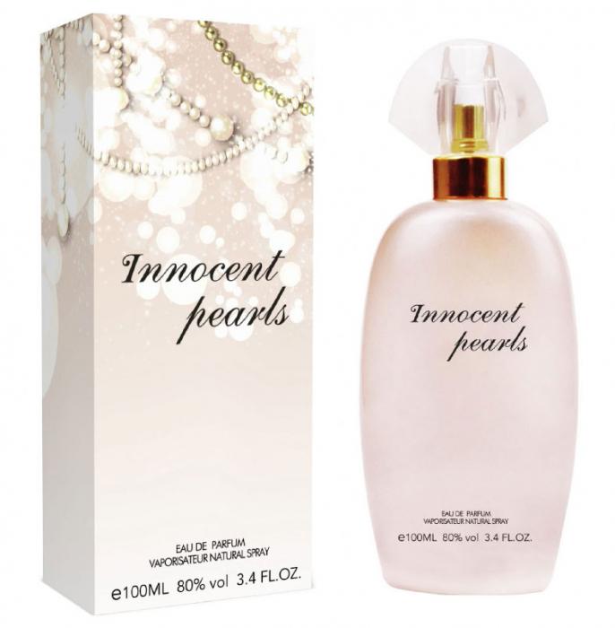 Apa de Parfum Innocent Pearls Fine Perfumery Eau De Parfum, Ladies EDP, 100 ml-big