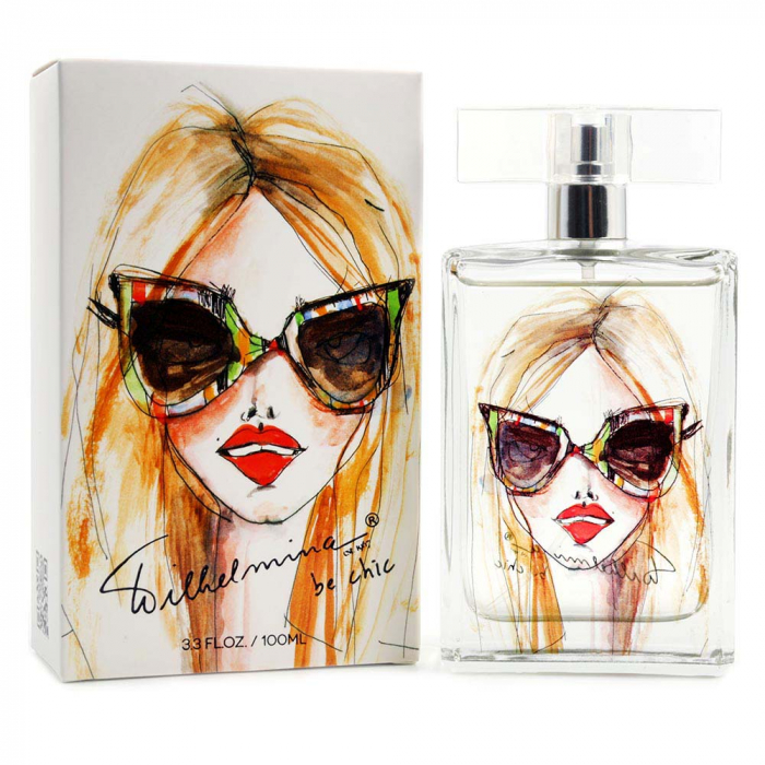 Apa de Parfum Wilhelmina Be Chic Eau De Parfum, Ladies EDP, 100 ml-big