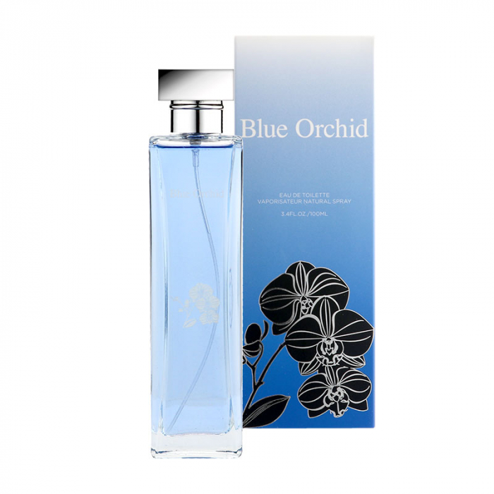 Apa de Toaleta Creative Colours Blue Orchid, Ladies EDT, 100 ml-big
