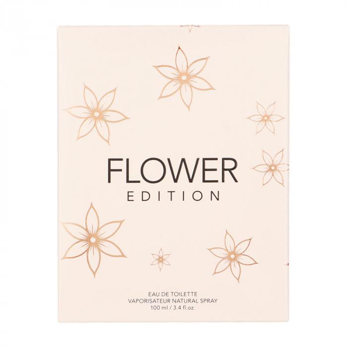 Apa de Toaleta Creative Colours Flower Edition, Ladies EDT, 100 ml-big