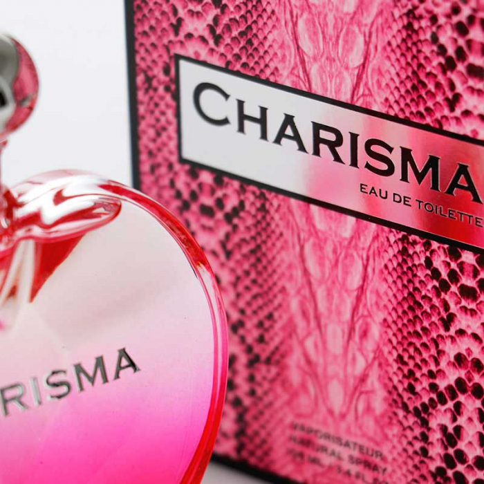 Apa de Toaleta Creative Colours CHARISMA Ladies EDT, 100 ml-big
