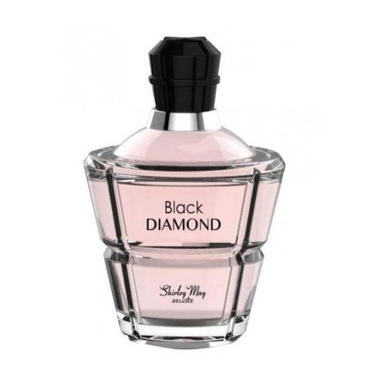Apa de Toaleta Shirley May Deluxe, Black Diamond, dama, EDT, 100 ml-big