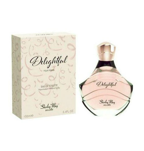 Apa de Toaleta Shirley May Deluxe, Delightful, dama, EDT, 100 ml-big