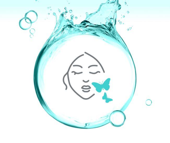 Apa Micelara pentru curatarea machiajului rezistent la apa, tripla actiune, Neutrogena Skin DETOX, 400 ml-big