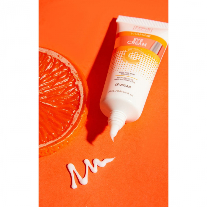 Crema pentru ochi obositi cu Vitamina C, FACE FACTS, 25 ml-big