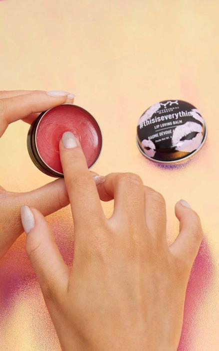 Balsam De Buze NYX Professional Makeup #Thisiseverything Lip Loving Balm, 12 g-big