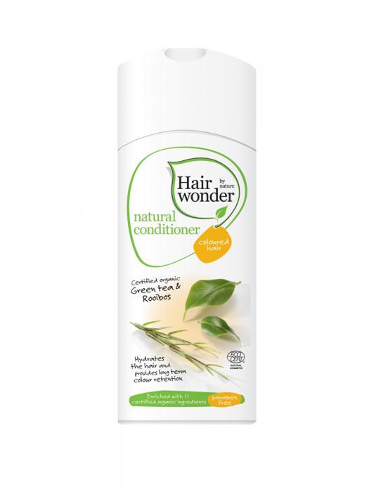 Balsam de Par HennaPlus pentru Uz Frecvent Hair Wonder - 200 ml-big