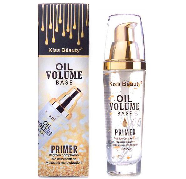 Baza de machiaj Kiss Beauty OIL VOLUME Base Primer, 30 ml-big