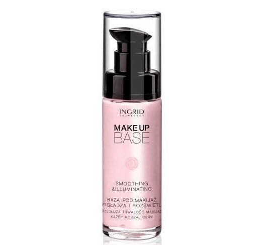 Baza de Machiaj Profesionala Iluminatoare INGRID Make-up Base 30ml-big