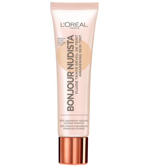 BB Cream L'Oreal Paris Bonjour Nudista, Medium Light, 30 ml-big