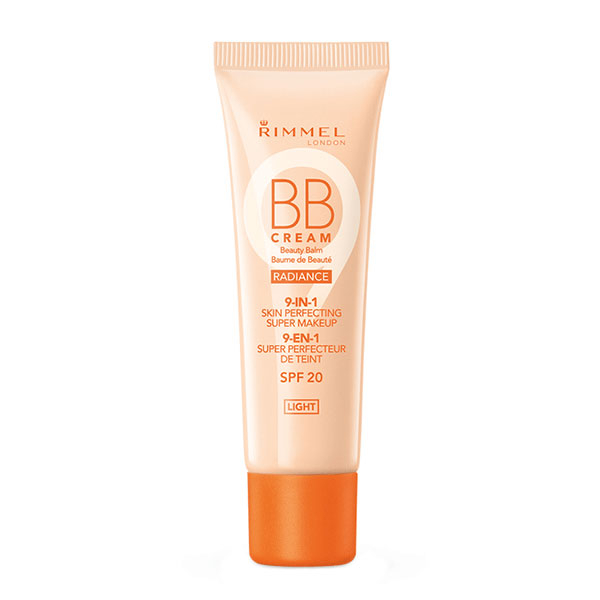 BB Cream Rimmel London 9 In 1 Radiance Skin Perfecting, Light, 30 ml-big