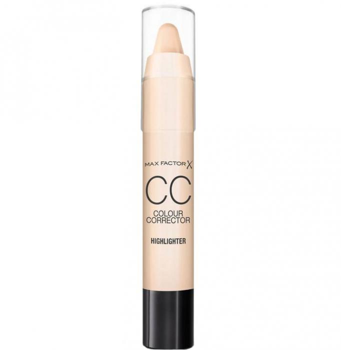 Corector iluminator MAX FACTOR Colour Corrector Highlighter Stick, Champagne-big