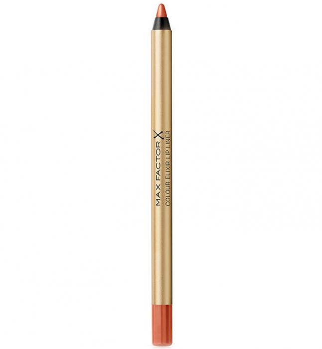 Creion de buze Max Factor Colour Elixir 014 Brown & Nude, 1.2 g --big