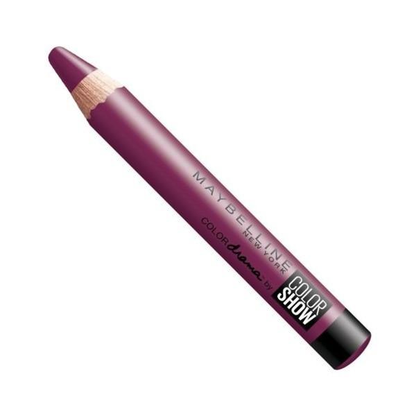 Creion De Buze MAYBELLINE Color Drama by Color Show, Intense Velvet, 110 Pink So Chic-big