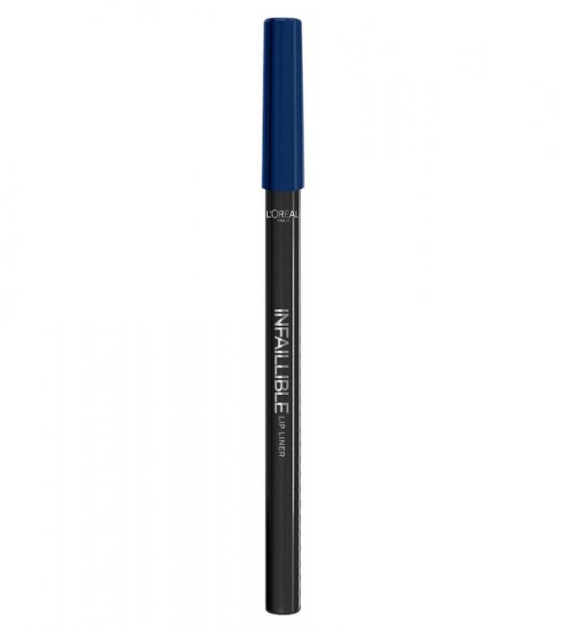 Creion de buze rezistent la transfer L'Oreal Paris Infallible Lip Liner, 109 Bye, Felicia-big