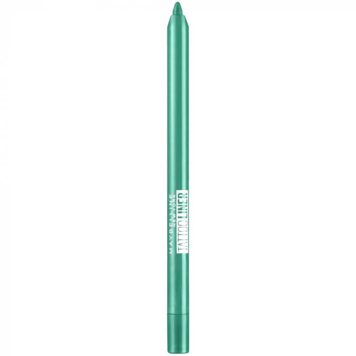 Creion de ochi gel Maybelline New York TATTOO LINER 922 Lavish Turquoise, 1.3 g-big