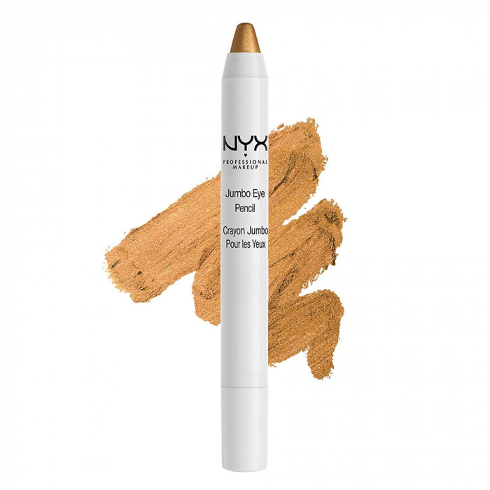Creion de ochi NYX Professional Makeup Jumbo Eye Pencil, 612 Gold, 5 g-big