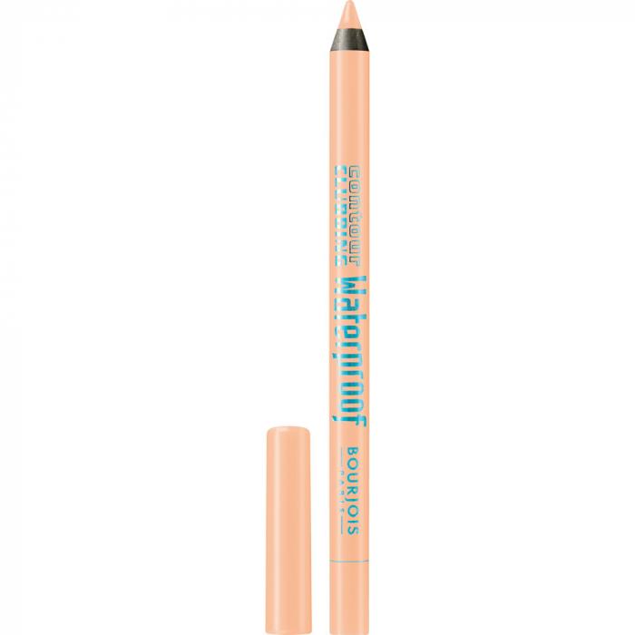 Creion pentru ochi Bourjois Paris Contour Clubbing Waterproof, 68 Fair Play, 1.2 g-big