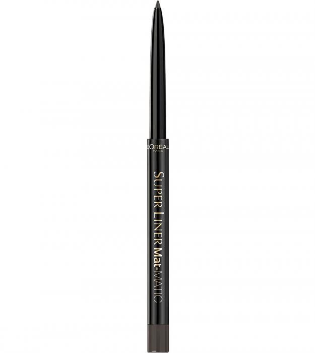 Creion de ochi L'Oreal Paris MAT-MATIC by Superliner, Taupe Grey-big