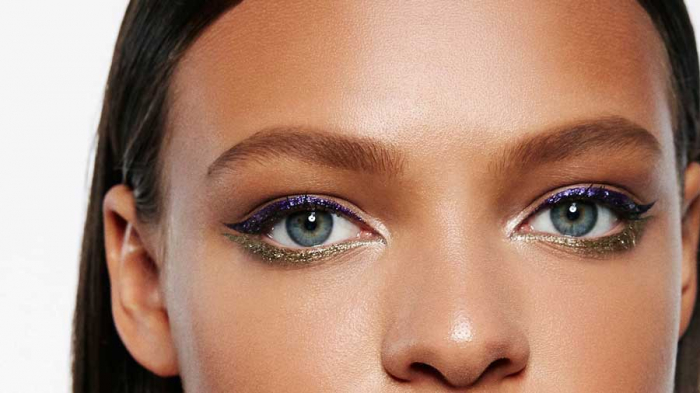 Tus de ochi Maybelline New York Master Ink Liquid Eyeliner, Metallic, 32 Twilight Purple-big