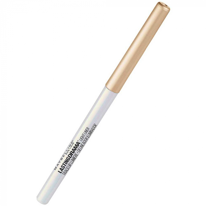 Creion de ochi pentru luminozitate MAYBELLINE Lasting Drama Light Liner, Waterproof, 10 Gold Light-big