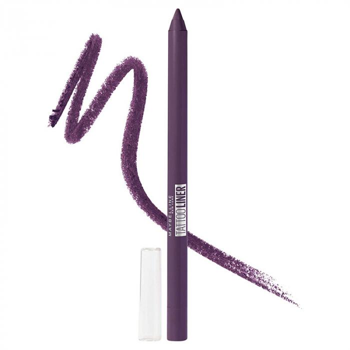 Creion de ochi gel Maybelline New York TATTOO LINER 940 Rich Amethyst, 1.3 g-big