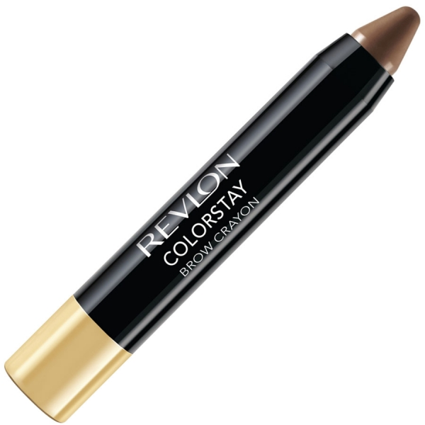 Creion Pentru Conturarea Sprancenelor Revlon ColorStay Brow Crayon - 310 Soft Brown, 2.6 gr-big