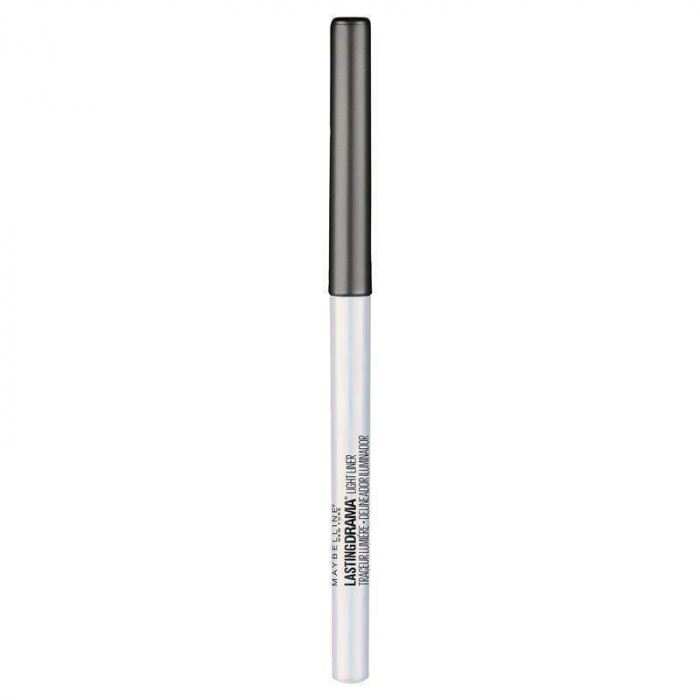Creion Iluminator MAYBELLINE New York Master Drama Lightliner, 20 Night Light Gunmetal-big