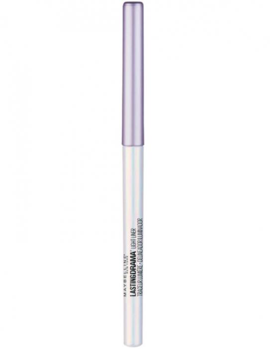 Creion Iluminator MAYBELLINE New York Master Drama Lightliner, 30 Moonlight Purple-big