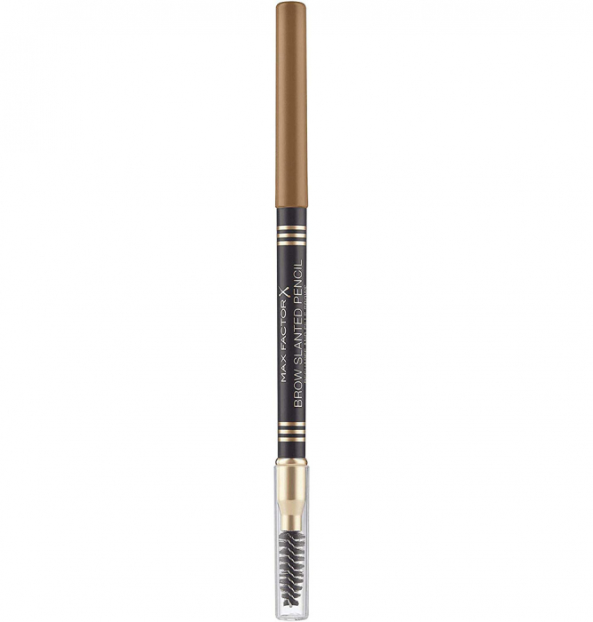 Creion pentru sprancene Max Factor Brow Slanted Pencil, 01 Blonde-big