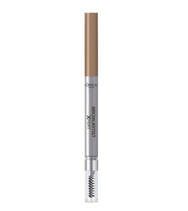 Creion pentru sprancene automatic L'Oreal Paris BROW ARTIST X-Pert, 101 Blonde-big