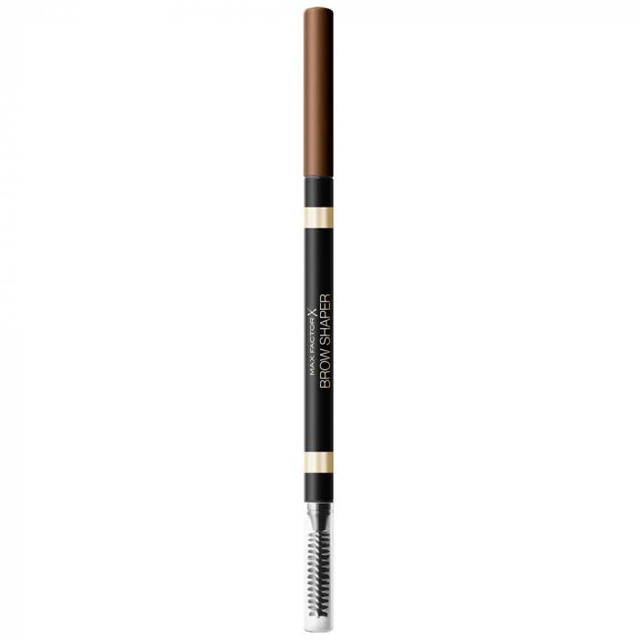 Creion pentru sprancene Max Factor Brow Shaper Ultrafine, 20 Brown-big