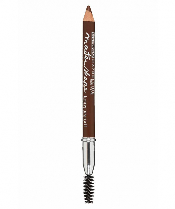 Creion pentru sprancene Maybelline New York Eye Studio Master Shape, Chatain-big