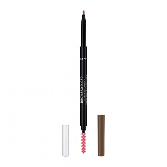 Creion pentru sprancene Rimmel London Brow Pro Micro, 001 Blonde-big