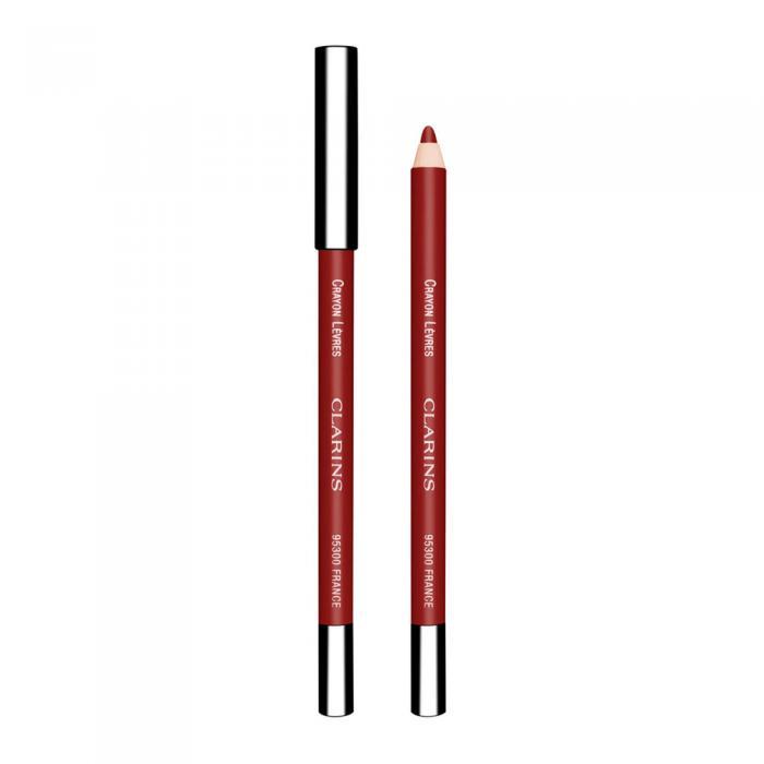Creion Pentru Conturarea Buzelor Clarins - 02 Ruby-big