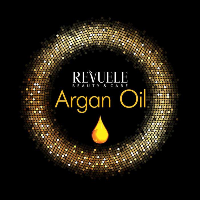 Crema anti-rid de noapte cu ulei de argan REVUELE Cell Regeneration, Oxygen Infusion, 50 ml-big