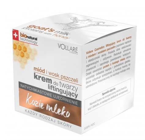 Crema cu 7 Uleiuri Esentiale si Proteine din Lapte de Capra VOLLARE Maximum Regeneration, BIO, 50 ml-big