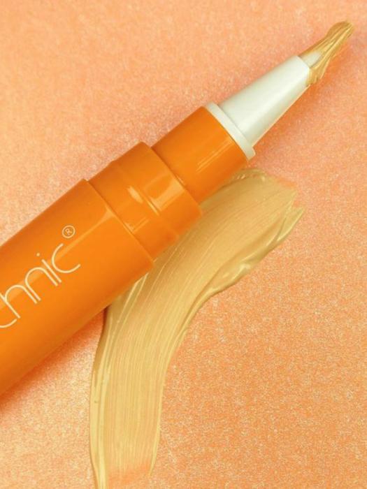 Crema contur pentru ochi cu Vitamina C, Technic Under Eye Brightener, 4 ml-big