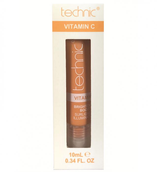 Crema iluminatoare pentru ochi cu Vitamina C, Technic Brightening Boost, 10 ml-big