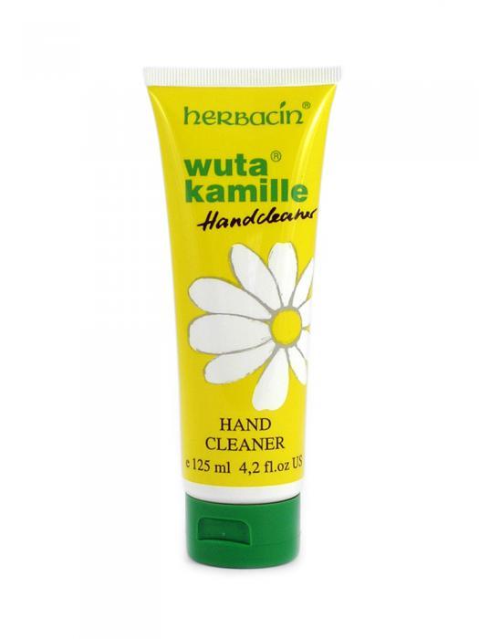 Crema De Curatare Pentru Maini Herbacin Cu Musetel - 125 ml-big